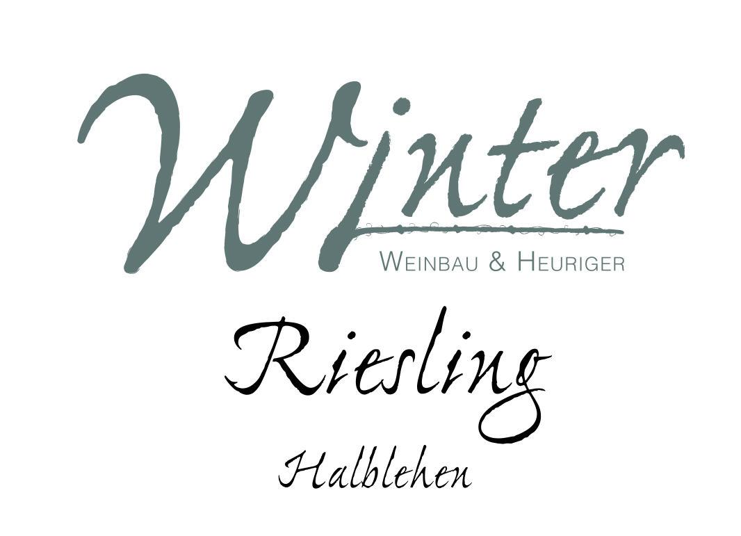 Riesling Halblehen 2017